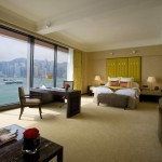 Intercontinental Hotel Hong Kong. Best hotel in the world?