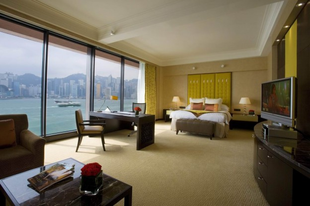 Contemporary Executive Harbourview Suite