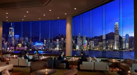Lobby Lounge Twilight