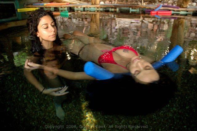 Water maidens and underwater music