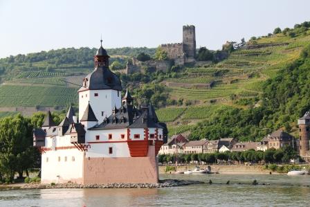Frankfurt and Rhine 221