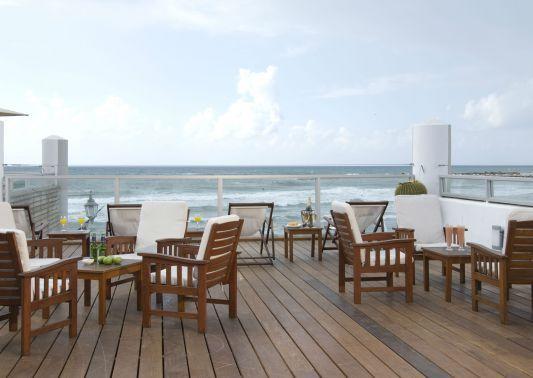 carlton beach deck