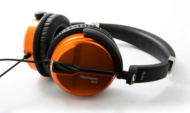 radio paq headphones