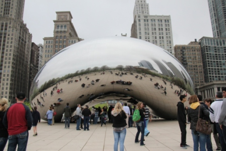 The bean (c) Andy Mossack