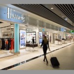 Harrods Opens At Gatwick airport