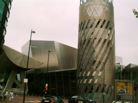 Lowry Centre, Salford