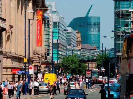 Manchester Royal Exchange