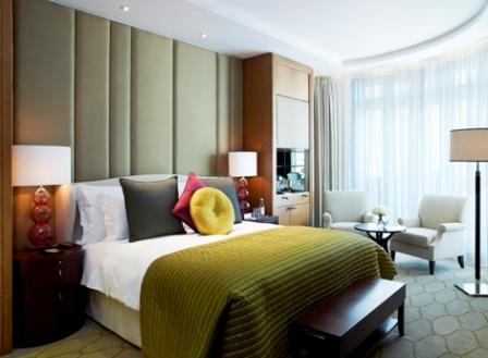 Corinithia Hotel London room shot