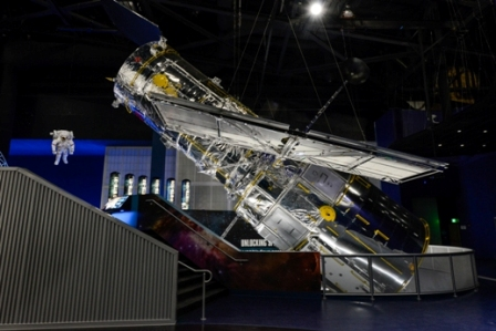 Hubble Space Telescope Replica