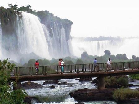 Iguazu brazil (c) Andy Mossack