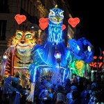 Lyon hosts Festival of Lights in December
