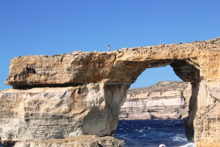 Azure Window Gozo (c) Andy Mossack