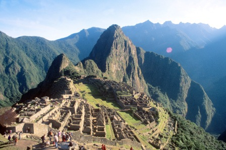 Machu Picchu, courtesy High Lives