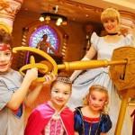 Cinderella Opens The Disney Bibbidi Bobbidi Boutique at Harrods