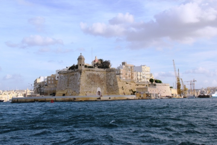 malta harbour (c) andy mossack