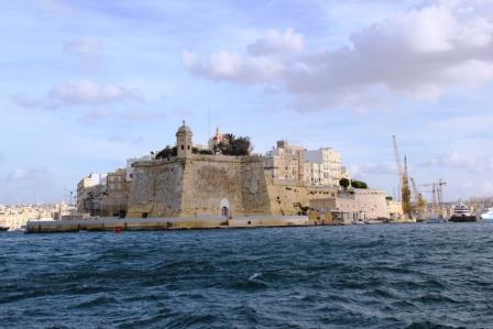 malta harbour c andy mossack