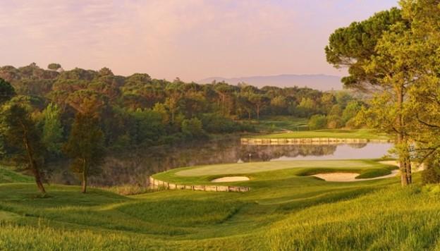 1. PGA Catalunya Resort Stadium Course Hole 11 03