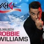 Robbie Williams headlines at Ischgl