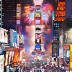 Million visitors are expected in Times Square New Year's Eve
