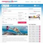 Flight comparison website unveiled