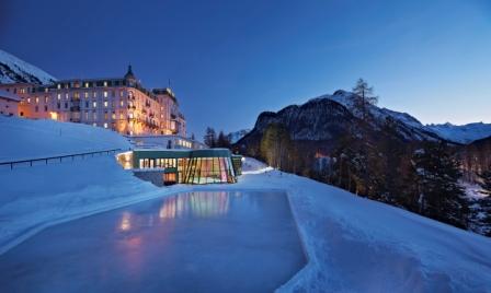 Grand Hotel Kronenhof Winter 15