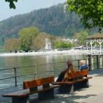 Bregenz. Baroque on water.
