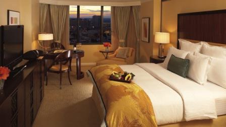 Deluxe Guestroom Ritz Carlton Atlanta