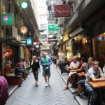Melbourne's Laneways. Expect the Unexpected.