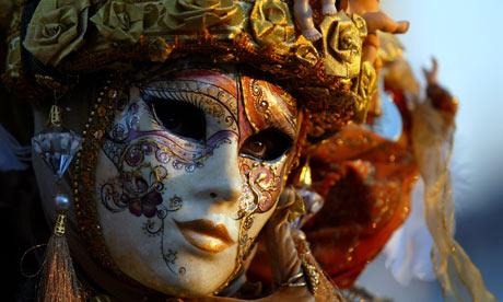 Masked reveller at Carniv 001