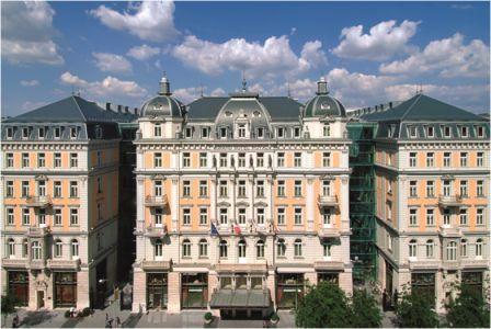 Corinthia Hotel Budapest, courtesy Corinthia Hotels