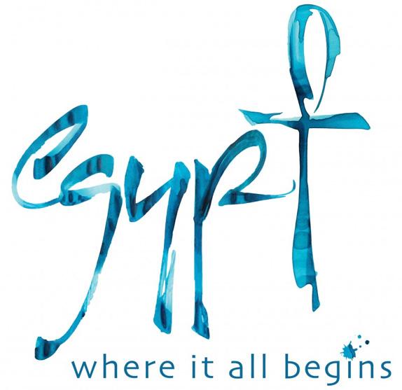 egypt logo detail