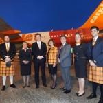 EasyJet has a tartan plane for Highlands
