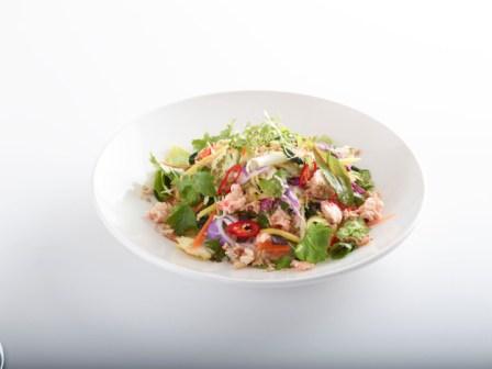 White Mains Salad Lobster Super Salad