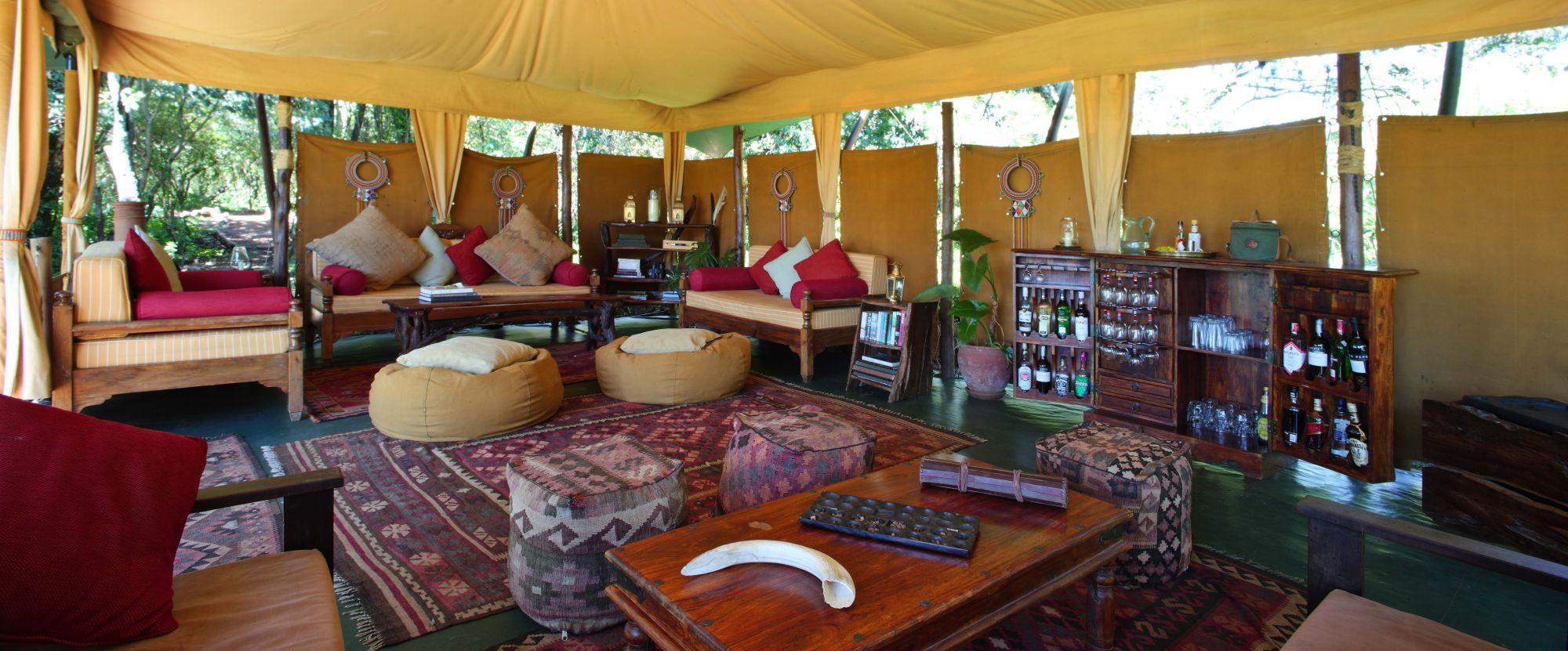 EPC - Mess Tent Interiors