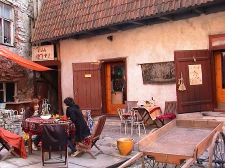 Tallinn Chocolate shop (c) Andy Mossack