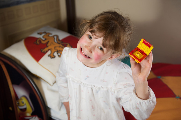 The Tooth Fairy Service only at the LEGOLAND Windsor Resort Hotel