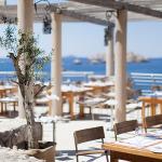 Tavern Maslina. Hotel Dubrovnik Palace