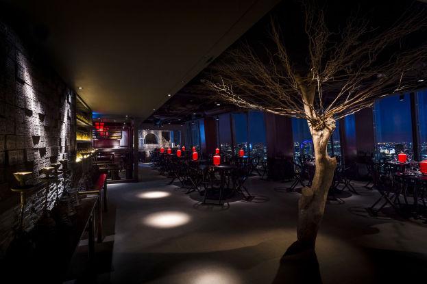 HT03. Hutong restaurant interior Beijing PWF 0465 2 jpg
