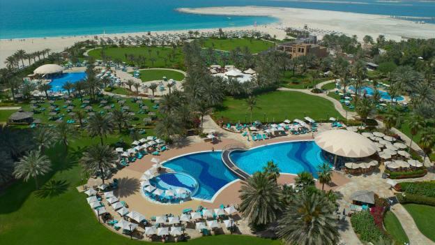 Le Royal Meridien Dubai Main Pool 1600x900