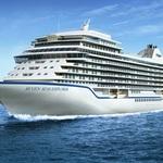 Regent Seven Seas Explorer. The most luxurious cruise ship ever built