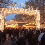 Avignon at Christmas