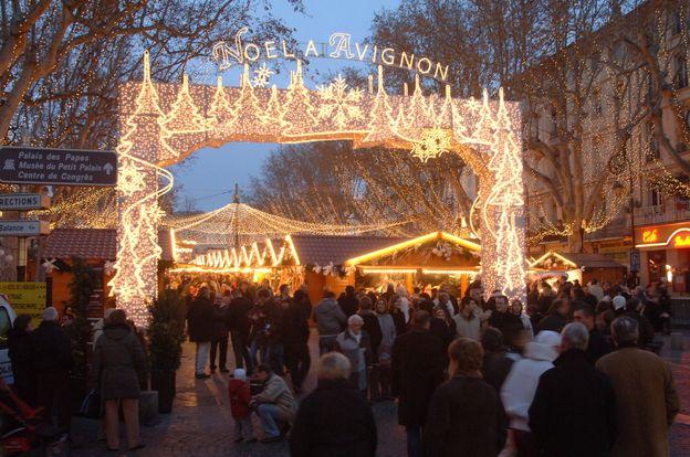 marché Noël Ville dAvignon JP Campomar 8