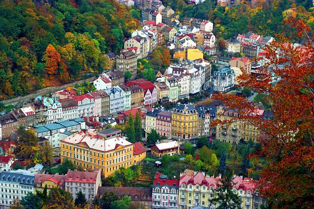 Karlovy Vary Czech
