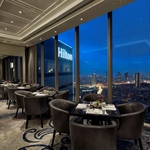 Hilton Istanbul Bomonti Executive Lounge