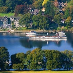 The Lakeside Hotel.  Lake District