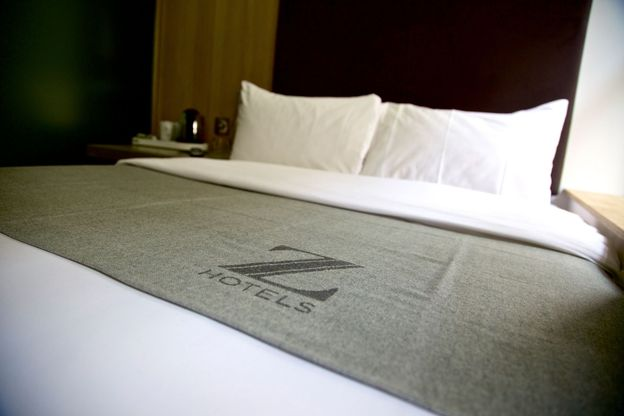 Z Hotels bed1