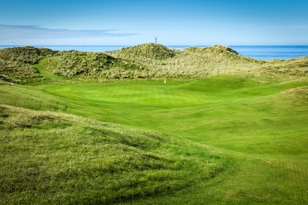Machrihanish Dunes 10th Green
