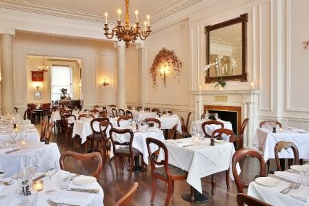Ognisko dining room