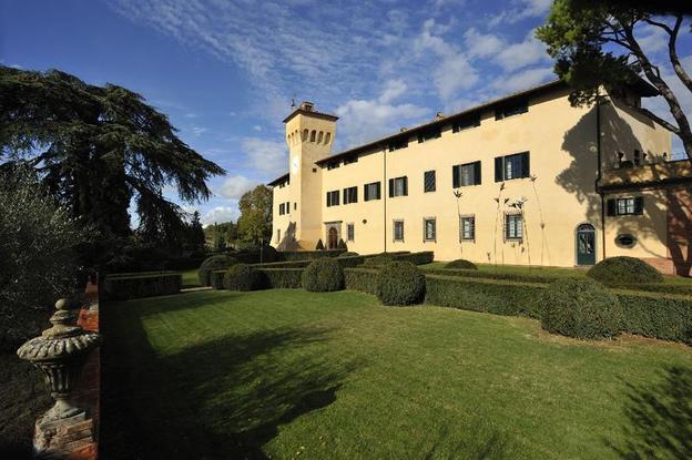 Castello del Nero   Front View