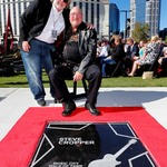 Steve Cropper inducted into Walk of Fame